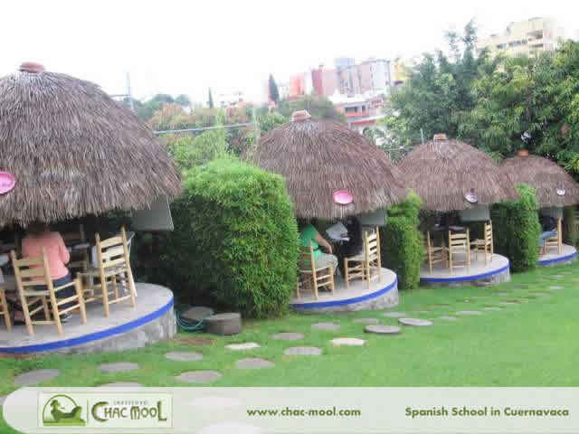 Learn Spanish in Cuernavaca - Instituto Chac-Mool Spanish Schools;